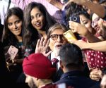 Amitabh Bachchan at the launch of 'Kaun Banega Crorepati Season 11