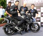 Flag off ceremony of 'Yamaha's 'Mission 10, 000KM'