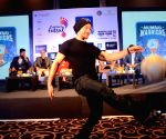Premier Futsal 2017 - press conference - Tiger Shroff