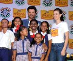 Anil Kapoor and Kalki supports Joy of Shiksha