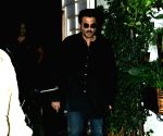 Anil Kapoor seen at a studio