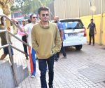 Anil Kapoor seen at Juhu