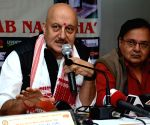 'Mera Woh Matlab Nahin Tha' - press conference - Anupam Kher