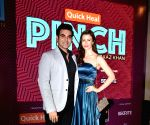 "Arbaaz Khan makes debut of his celebrity chat show ""Pinch"