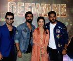 "Dance Deewane"" - Arjun Bijlani, Madhuri Dixit Nene and Shashank Khaitan"