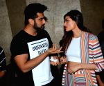 Arjun Kapoor celebrates birthday with Mubarakan team
