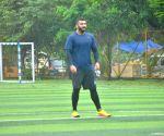 Arjun Kapoor during a football match