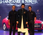 "Luxury & Fashion As Hello! & Audi"" - Arjun Kapoor, Shantanu and Nikhil"