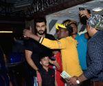 Arjun Kapoor seen at Juhu