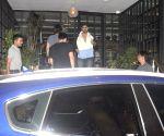 Arjun Kapoor seen at Bandra