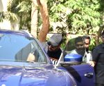 Arjun Kapoor seen at Juhu