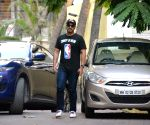 Arjun Kapoor seen at Khar