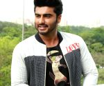 Arjun Kapoor during a photo shoot