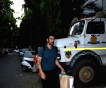 Arjun Rampal seen at a studio