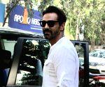 Arjun Rampal seen at Bandra