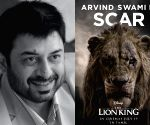 Arvind Swami is Scar of 'The Lion King' Tamil version