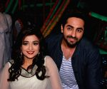 : Mumbai: Ayushman on the sets of Zee TV reality show Sa Re Ga Ma Pa Li'l Champs