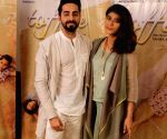 "Interview for film ""Toffee"" - Ayushmann Khurrana and Tahira Kashyap"