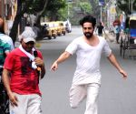 "Ayushmann Khurrana shoots for ""Meri Pyaari Bindu"