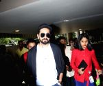 Ayushmann Khurrana spotted at airport