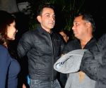 Bobby Deol spotted at Olive
