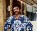 "Chunky Pandey at Promotion of film ""Prasthanam"