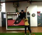 Free Photo: Dev Joshi undergoes parkour training for 'Baalveer Returns