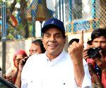 2019 Lok Sabha Elections - Phase 4 - Dharmendra