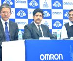 """The launch of Omron's project """"Your Voice, Their World"""""""