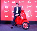 Launch of Vespa Red - Farhan Akhtar