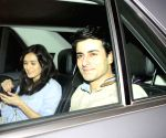 "Special screening of film ""Love Sonia"" - Gautam Rode and Pankhuri Awasthy"