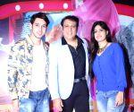 "Govinda and Star cast at First Look & Music launch of film ""Kaun Mera Kaun Tera"