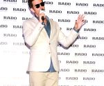 Hrithik Roshan launches a product