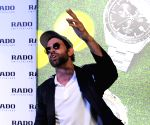 Hrithik Roshan launches watch collection