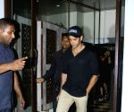 Hrithik Roshan spotted at Bandra
