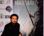 Irrfan Khan at promotion of Madaari
