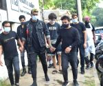Ishaan Khattar seen at Versova