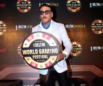 "Launch of ""Deltin World Gaming Festival"" - Jackie Shroff"