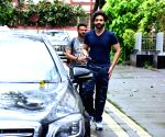 Jackky Bhagnani seen at Bandra