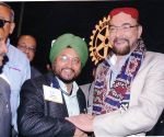 Kabir Bedi during last day of South Asia Literacy Summit