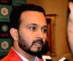 Kailash Jadhav, Sai Tamhankar  launch app