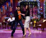 Promotion of film Singham Returns on the sets of Comedy Nights with Kapil
