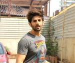 Kartik Aaryan at launch of a campaign