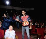 "Kartik Aaryan during ""Luka Chuppi"" promotions"