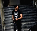 Kartik Aaryan seen at Juhu