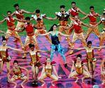 IPL 2017 - opening ceremony rehearsals