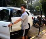 Kunal Khemu seen at Bandra