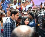 Mahesh Babu inaugurates jewellery showroom