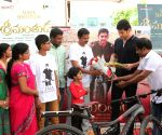 Srimanthudu cycle winner