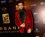 "Dabboo Ratnani, Vidyut Jammwal, Manish Paul at ""Urbane Awards 2019"